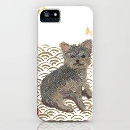 YORKIE, Yorkshire Terrier, Dog  iPhone Case