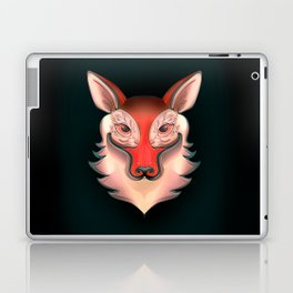 Fox Rabbit Laptop & iPad Skin