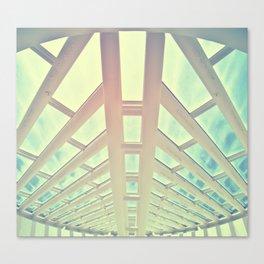 SF MOMA Dreaming Canvas Print