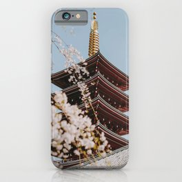 senso-ji ii / tokyo, japan iPhone Case