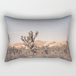 Scenes from Joshua Tree, No. 2 Rectangular Pillow