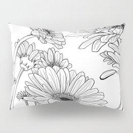 Gerberas 1 Pillow Sham