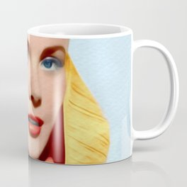 Grace Kelly, Hollywood Legend Coffee Mug