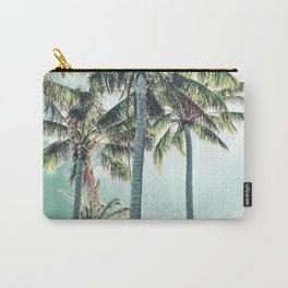 Under the palms Carry-All Pouch