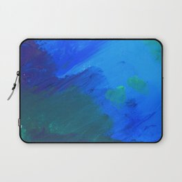 The woods are lovely, dark and deep  Laptop Sleeve