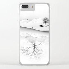 Know Your Roots Clear iPhone Case