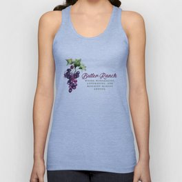 Butler Ranch Unisex Tank Top