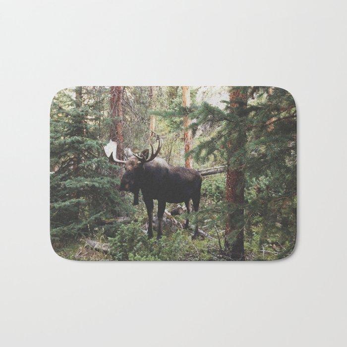 The Modest Moose Bath Mat