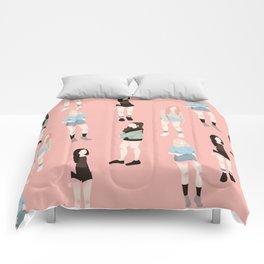BLΛƆKPIИK ™ Comforters