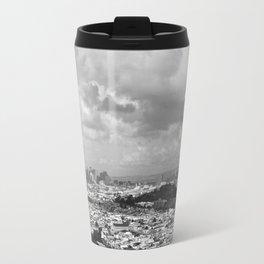 View from Bernal Heights Travel Mug