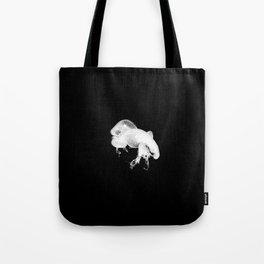 Jelly Love Black Tote Bag