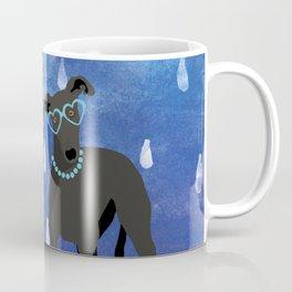 Sighthounds Watercolour Coffee Mug