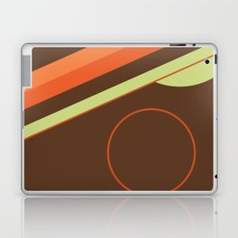 Retro 70s Mach I Beach Towel Laptop & iPad Skin