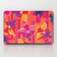 Fluor Flora - Hot Flamingo iPad Case