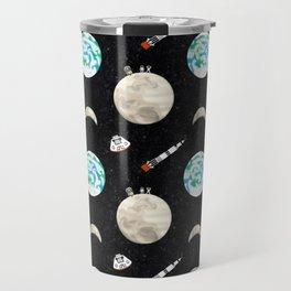 Moon Landing 1969 Travel Mug