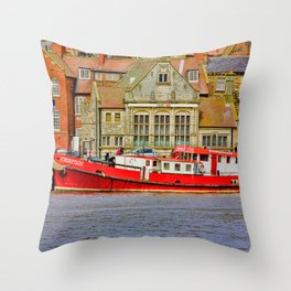The Chieftain Throw Pillow