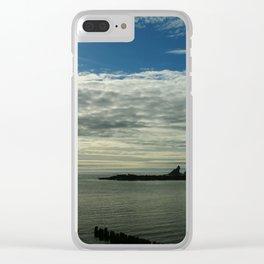 La Push Sunset Clear iPhone Case