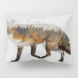 Red Fox Pillow Sham