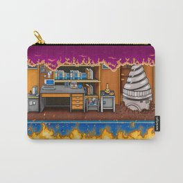 Arcade Slice Carry-All Pouch