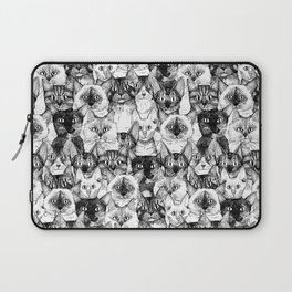 just cats Laptop Sleeve
