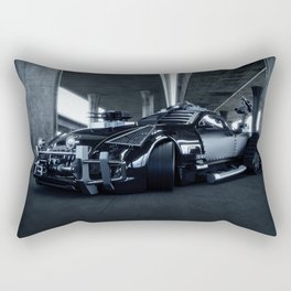Maybach Exelero car Rectangular Pillow