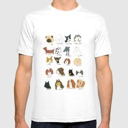 DOG FRIEND T-shirt