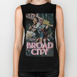 Broad City Biker Tank