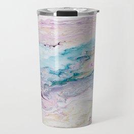 Purple Ocean Travel Mug