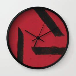 Chevaliers Templar Wall Clock
