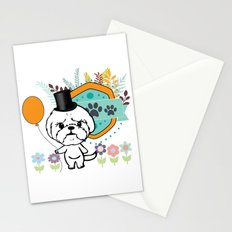 Bubbly is mad Stationery Cards
