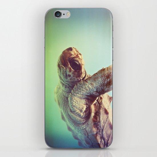 Mr. T  iPhone & iPod Skin
