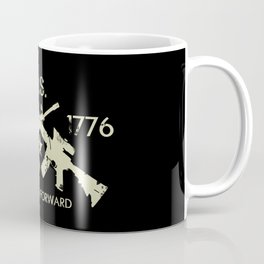 M4 Assault Rifles - U.S. Est. 1776 Coffee Mug