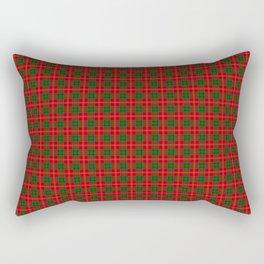 Chisholm Tartan Plaid Rectangular Pillow