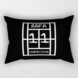 Rafa Nadal Rectangular Pillow