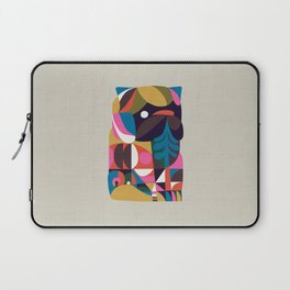 Nordic Pug Laptop Sleeve