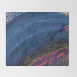Chant d'espoir / Song of hope Throw Blanket