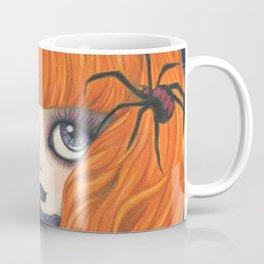 Spider Girl Coffee Mug