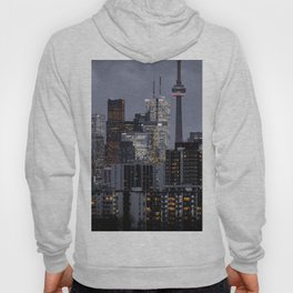 City night ville Hoody