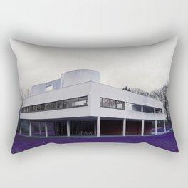 Villa Savoye , Le Corbusier Rectangular Pillow