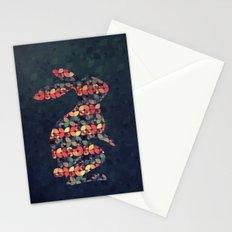 The Pattern Rabbit Stationery Cards