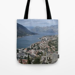 Kotor, Montenegro Tote Bag