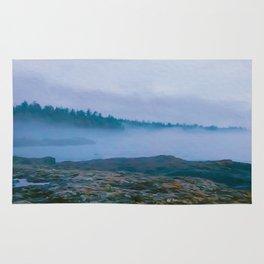 North Shore Fog Rug