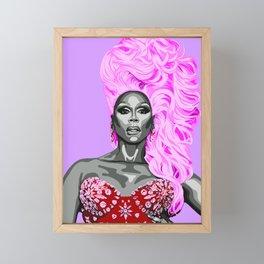 Call Me Mother Framed Mini Art Print