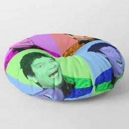 David S. Pumpkins - Any Questions? - Pop Art Floor Pillow