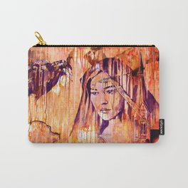 Telse and Magdalena or the question: how free is a Dithmarscher? Carry-All Pouch