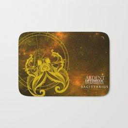 Sagittarius-Ardent, Optimistic, Spontaneous Bath Mat