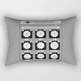 Web Enterprise Rectangular Pillow