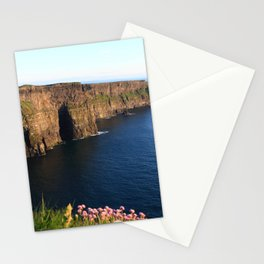 Cliffs of Moher In Evening Light Stationery Cards