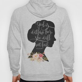 God with Within Her Hoody
