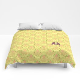 DOUBLE KING: Field Day Comforters